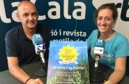 L'entrevista - Eli Bonfill i Damià Llaó, Repte Rècord Guinness Snorkel