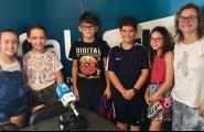 L'entrevista - Cursos d'estiu al Telecentre