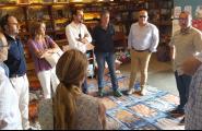 El GALP Mar de l'Ebre participa a Palamós en una jornada de treball dels grups d'acció locals pesquers catalans