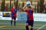 Victòria del 1r equip de La Cala davant del juvenil de la Rapitenca