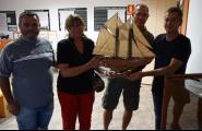 El Centre d'Interpretació de la Pesca vetlla per la creació del patrimoni públic a través de donacions de materials navals dels ciutadans