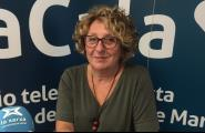 L'entrevista - Pilar López, Creu Roja