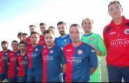 L'Agrupació de Veterans de Futbol de l'Ametlla de Mar disputa la 1a eliminatòria de la Copa