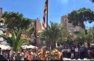La Cala celebra la Diada Nacional de Catalunya marcada pel referèndum
