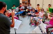 L'Escola Municipal de Música arrenca el curs amb més d'un centenar d'alumnes i una àmplia oferta formativa