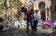 Jordi Gaseni assegura que els alcaldes «arribarem fins al final»