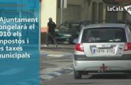 El govern de l'Ametlla de Mar congela els impostos i les taxes municipals