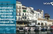 El consistori modifica les ordenances sobre les llicències urbanístiques i l'impost de construccions
