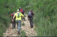Excursió de l'Azimut al Castellet de l'Esteve