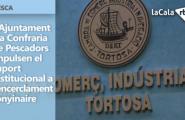 L'Ajuntament i la Confraria de Pescadors impulsen el suport institucional a l'encerclament tonyinaire