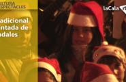 Tradicional cantada de nadales