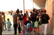 El CEIP Sant Jordi inicia el curs escolar 2009 - 2010 amb normalitat absoluta