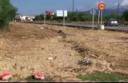 Comencen les obres de condicionament de la carretera TV-3025