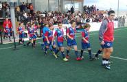 Aficionats al futbol calero es reuneixen un any més al camp d'esports de \'La Cala\' per gaudir de la presentació de la secció