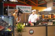 El Molí dels Avis i \'la Llotja\' representants de la cuina calera a EbreGourmet 2010