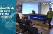 El Servei d'Ocupació de Catalunya ha atorgat 11 plans d'ocupació a l'Ametlla de Mar