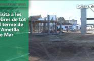 Els projectes en marxa a l'Ametlla compleixen amb el compromís de contractació de locals