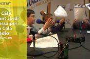 El CEIP Sant Jordi passa per la Cala Ràdio (Dilluns 19)