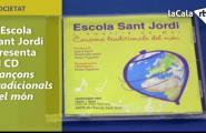L'Escola Sant Jordi presenta el CD cançons tradicionals del món