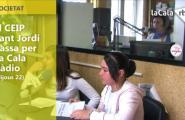 El CEIP Sant Jordi passa per la Cala Ràdio (Dijous 22)