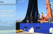 Els tonyinaires comencen la campanya 2010