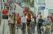 Diada de la Bicicleta al Mas Platé 2010