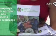 Campanya per apropar el nou sistema de reciclatge