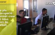 Un pla d'ocupació permet crear 11 nous llocs de treball