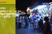 Festes d'estiu a la Urbanització de Calafat