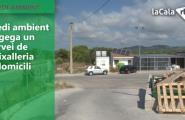Medi ambient engega un servei de deixalleria a domicili