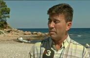 Enllaç notícia Platges Verges de l'Ametlla de Mar a l'informatiu de TV3 del dia 30/08/2010