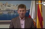 Felicitació de Nadal de l'Alcalde de l'Ametlla de MarAndreu Martí