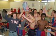 Els equips Cadet i Juvenil de futbol de l'Ametlla de Mar es proclamen matemàticament Campions de Lliga dels seus respectius grups