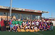 L'Esport present durant les festes Majors de la Candelera 2011