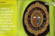 La policia municipal de l'Ametlla de Mar reforça el cos amb tres vehicles equipats amb tecnologia punta