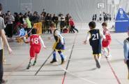 La secció de bàsquet de l'Àrea Mpal. d'Esport es deplaça fins a Ulldecona per participar en la 2a trobada de la temporada