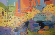 Premis del VII Concurs de Pintura ''Vila de l'Ametllar Mar''