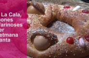 A La Cala, mones i farinoses per Setmana Santa