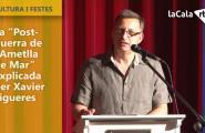 La \'Postguerra de l'Ametlla de Mar\' explicada per Xavier Figueres