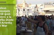Fideus Rossejats amb gust calero a la XVIIa Diada a l'Ametlla de Mar