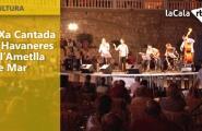 XXa Cantada d'Havaneres a l'Ametlla de Mar
