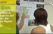 A exposició pública el projecte del Parc del Bon Repòs