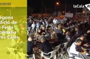 Segona edició de la Festa Solidària Tres Cales