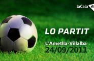 Lo partit / Ametlla - Villalba