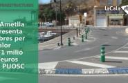 L'Ametlla presenta obres per valor d'1 milió d'euros al PUOSC