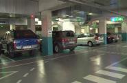 Noves tarifes de l'aparcament soterrat