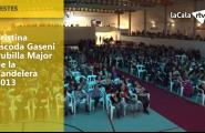 Cristina Escoda Gaseni Pubilla Major de la Candelera 2013