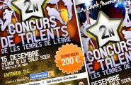 El pròxim 15 de desembre, Concurs de Talents a l'Ametlla de Mar