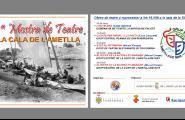 Dissabte comença la VIII Mostra de Teatre La Cala de l'Ametlla
