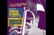 Setmana de portes obertes a l'Escola Municipal de Música